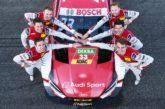 DTM – Audi Sport conserve le même line-up, Nico Müller continue avec Audi Sport Team Abt Sportline