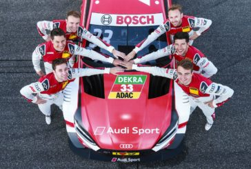 The right six: Audi confirms drivers for DTM, Nico Müller with Audi Sport Team Abt Sportsline