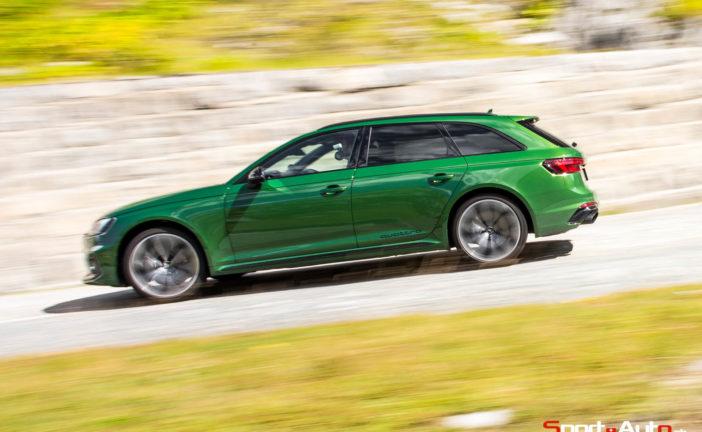 Essai – Audi RS4 Avant B9