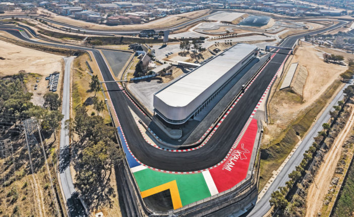 New date for the inaugural Kyalami 9 Hour completes 2019 Intercontinental GT Challenge calendar