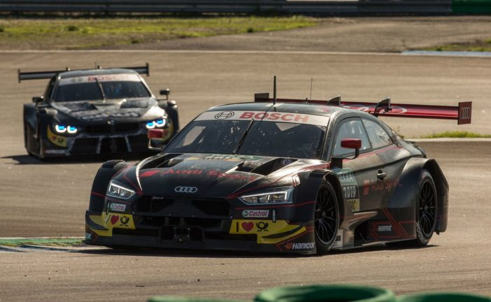 DTM – Encore at the Young Driver Test: Mercedes-AMG cars at Jerez