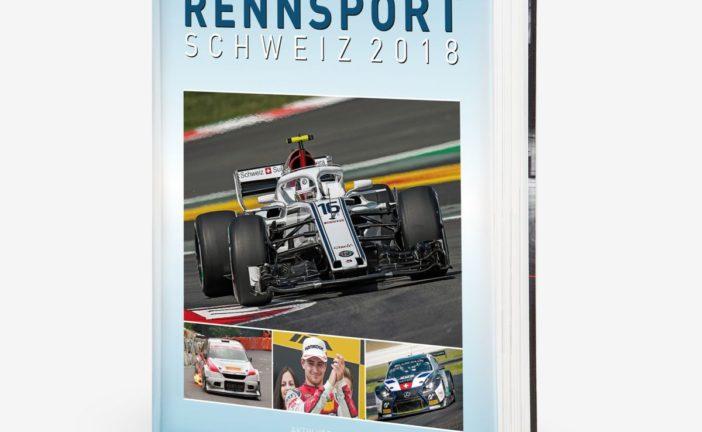 L'annuel 2018 Rennsport Schweiz est sorti de presse