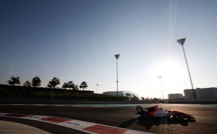 GP3 – Jehan Daruvala ends Day 3 on top