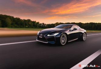Essai – Lexus LC500 Sport+