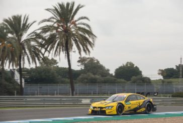BMW M Motorsport absolviert dreitägigen DTM Young Driver Test in Jerez de la Frontera