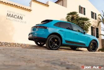 Essai – Porsche Macan S MY2019