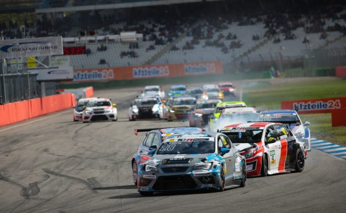 Le TCR Swiss Trophy intégré à l'ADAC TCR Germany