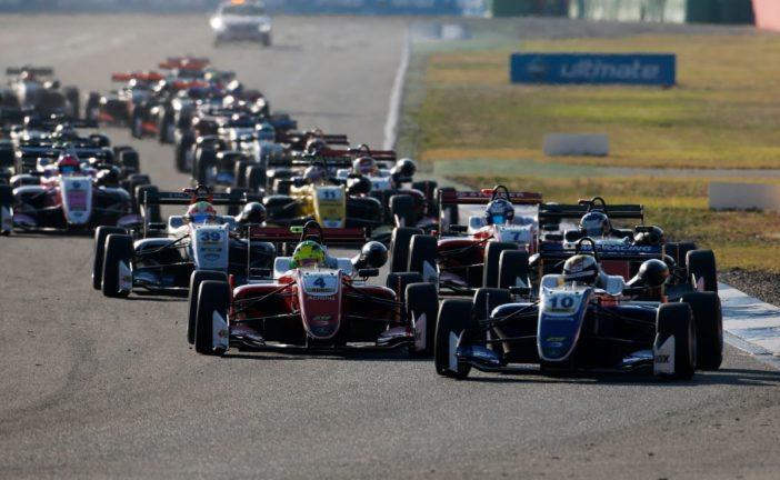 Already 16 cars on the 2019 Formula European Masters entry list