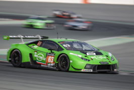 24h Dubai – Rolf et Mark Ineichen en pole position
