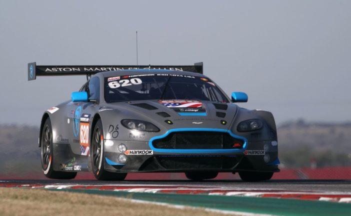 R-Motorsport bei den Liqui Moly Bathurst 12 Hours mit zwei Aston Martin Vantage V12 GT3 und sieben Fahrern am Start