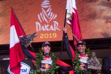 Dakar: Top 20 pour Rémy Vauthier, Nasser Al-Attiyah remporte son troisième Dakar