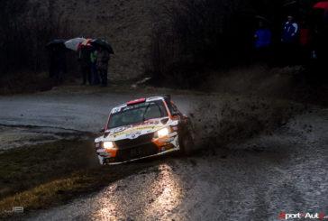 WRC – Olivier Burri seul Suisse au départ du Monte-Carlo