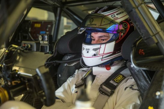 Sheldon van der Linde completes 2019 BMW DTM driver line-up as the first South African in the DTM