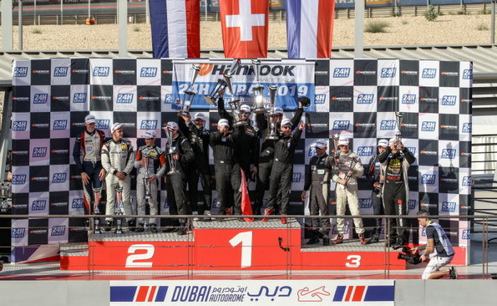Car Collection Motorsport Audi gewinnt 24H Dubai 2019