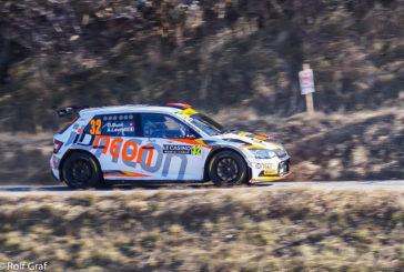 WRC – Rallye Monte-Carlo : au terme de la 2e journée, Olivier Burri pointe en 16e position au général !