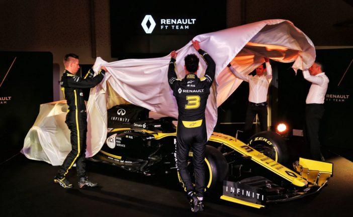 Renault a levé le voile sur ses nouvelles ambitions en F1