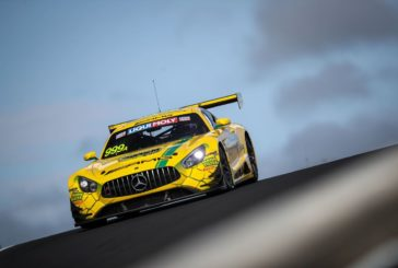 12h Bathurst – Raffaele Marciello en pole position