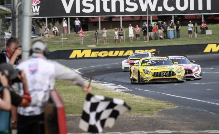 Mercedes-AMG takes third and fourth place in IGTC season-opening Bathurst 12 Hour