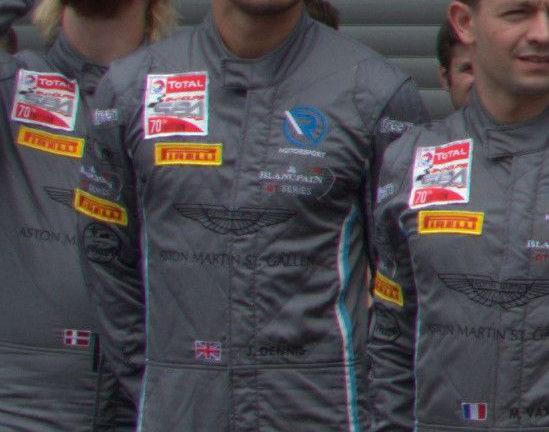 Jake Dennis gibt DTM-Debüt im Aston Martin Vantage DTM von R-Motorsport