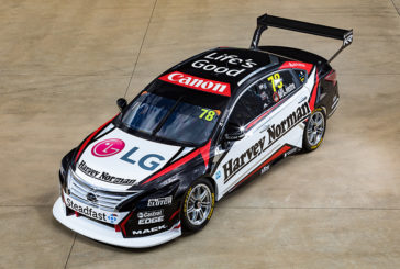 Supercars – Striking reveal for Simona De Silvestro's Harvey Norman entry