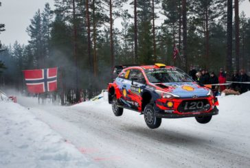 WRC – Andreas Mikkelsen holds third overall, 17.8-seconds from leader Teemu Suninen