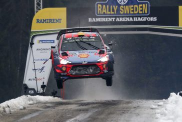 WRC – Hyundai Motorsport is involved in another thrilling podium battle with two crews fighting for second place