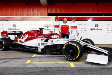 F1 – Présentation des monoplaces 2019 : Voici la C38 made by Sauber Engineering