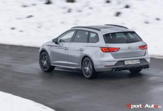 Essai – Seat Leon Cupra ST 370
