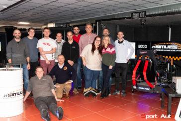 Réunion de rédaction Sport-Auto.ch chez Simulpro à Échandens