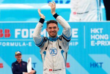 Formule E – Victoire du Genevois Edoardo Mortara au ePrix de Hong Kong
