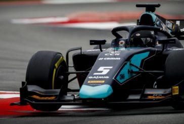 Formula 2 –  Sérgio Sette Câmara fastest at Barcelona