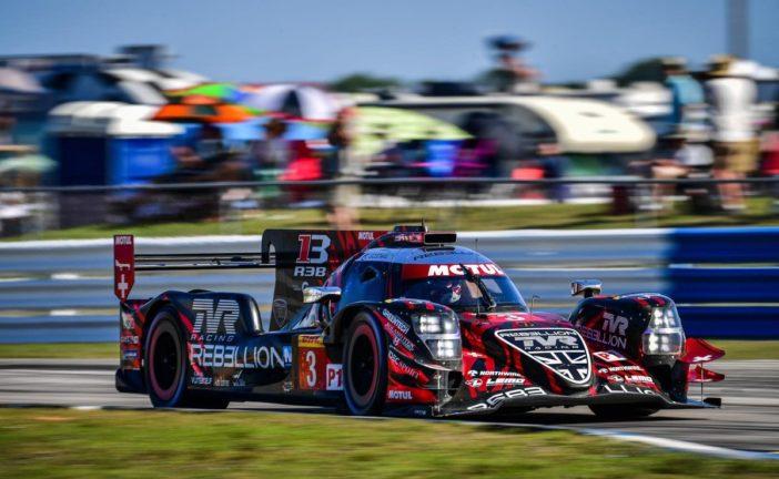 Course compliquée pour Rebellion Racing aux 1000 Miles de Sebring