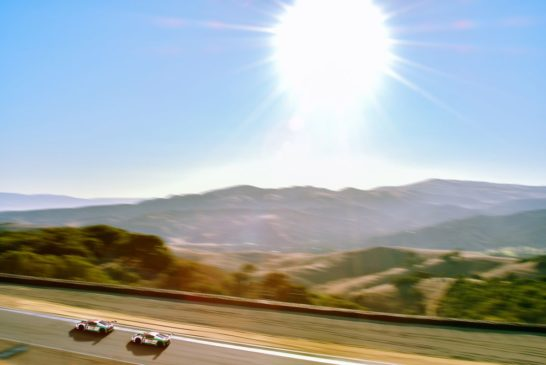 Intercontinental GT Challenge –  Audi Sport shoots for hat-trick in California