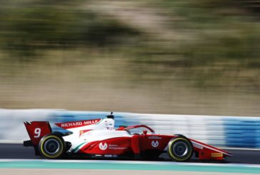 FIA Formula 2 – Mick Schumacher ends first testing on top