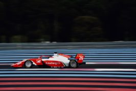 FIA Formula 3 – Marcus Armstrong sets the pace at Le Castellet