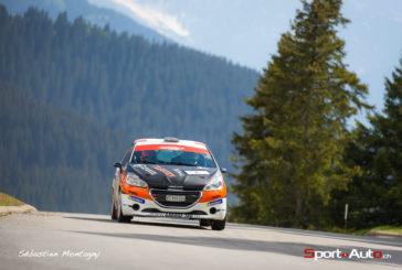 Qui sera le Champion Suisse Rallye Junior 2019?