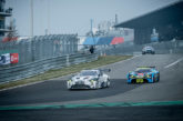 Toyota Gazoo Racing made progress for the 24 Hours of Nürburgring endurance race